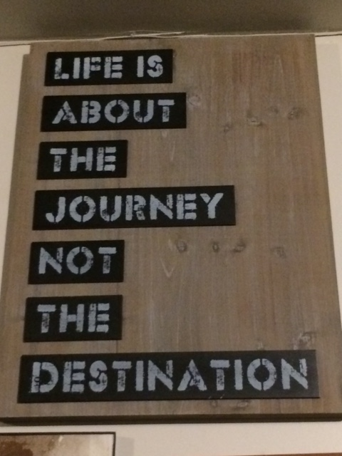 Life's about the journey_copy