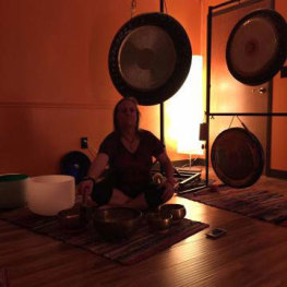 Denae Richards, Certified Sound Practitioner at Satya Yoga in Dallas, TX