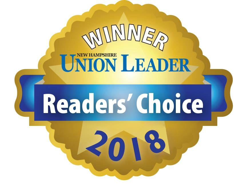 2018 YogaBalance Union Leader Readers Choice Award