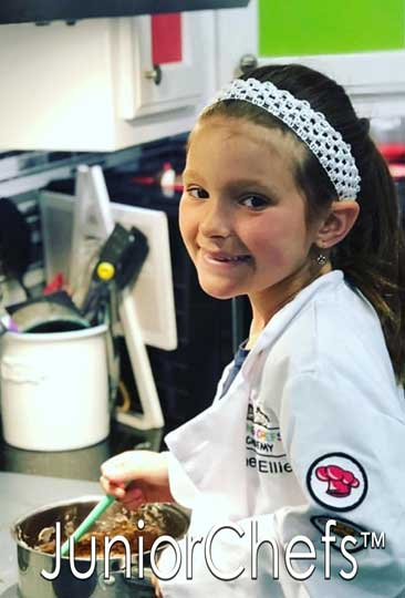 Junior Chefs at Young Chefs Academy