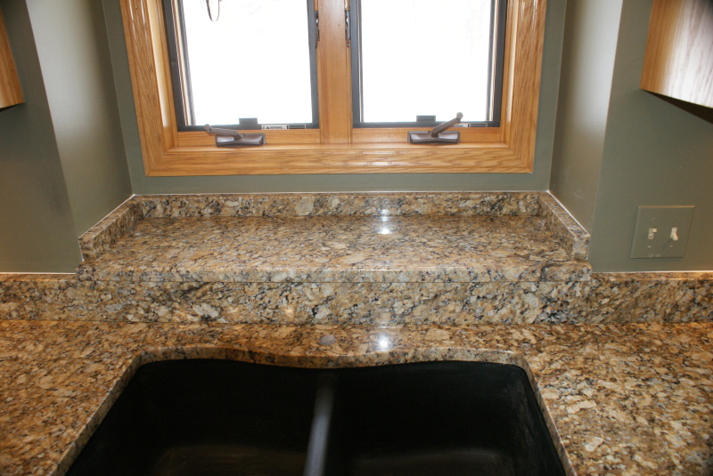 Granite Kitchen Remodel With Gialo Napoli Twin Cities