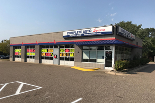 welcome to complete auto services auto repair andover mn