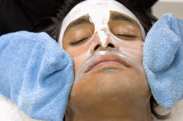 Facial at Body Nourishment Wellness Spa