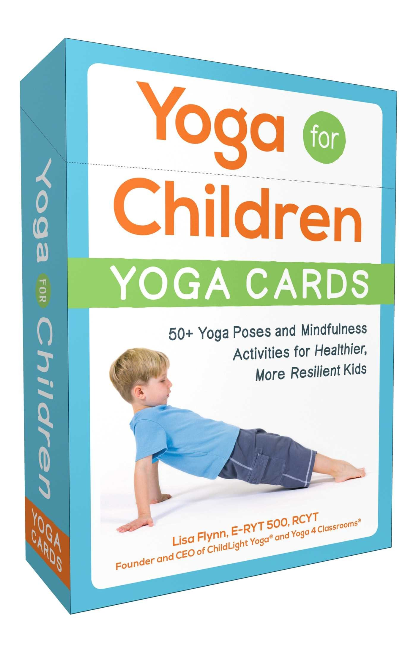 Yoga for Children Activity Cards _copy1