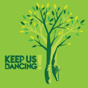 Keep Us Dancing at Dancers' Workshop