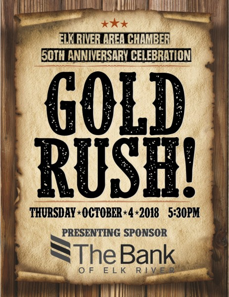 Gold Rush Graphic with TBOER