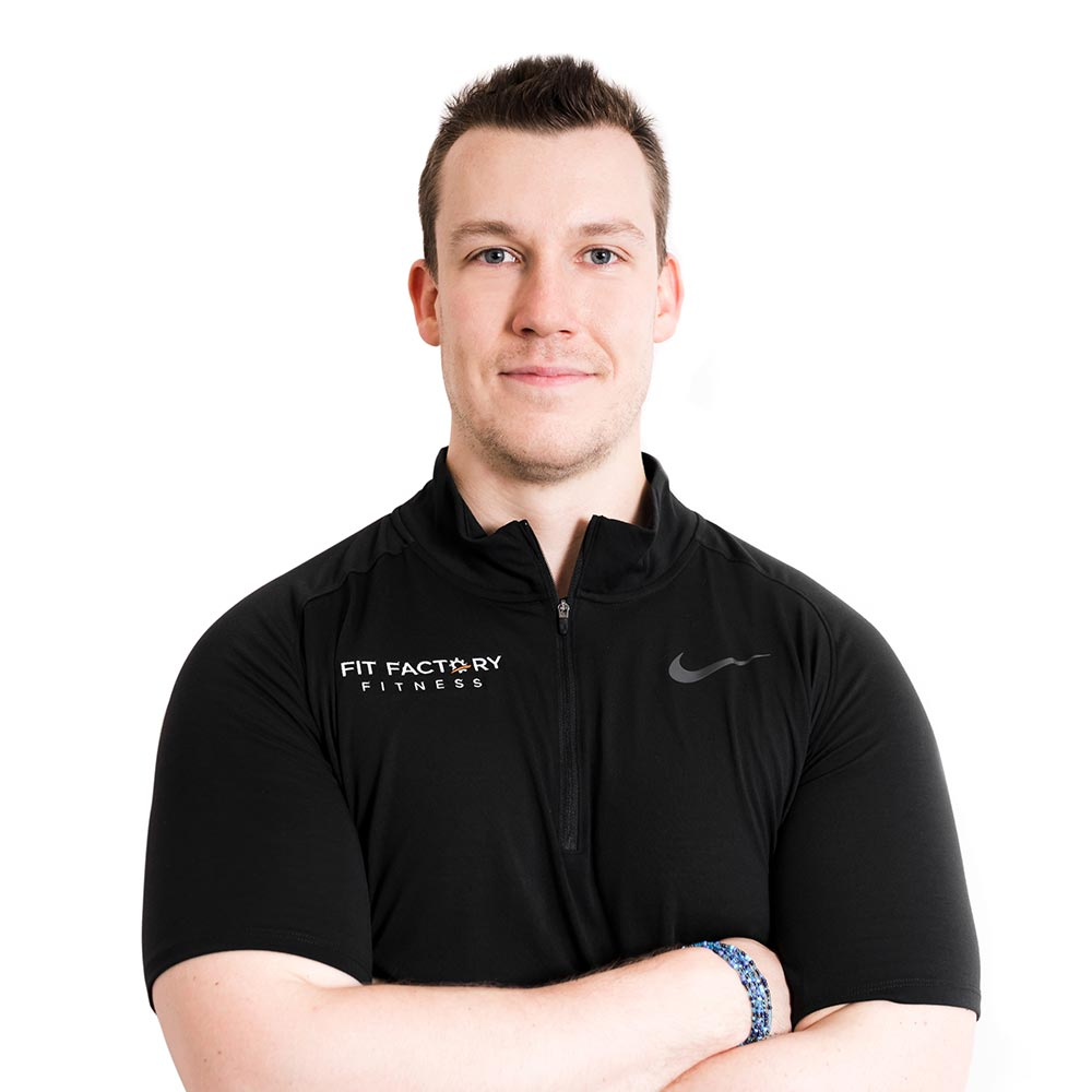 Dr. Robertson, Chiropractor at Fit Factory Fitness