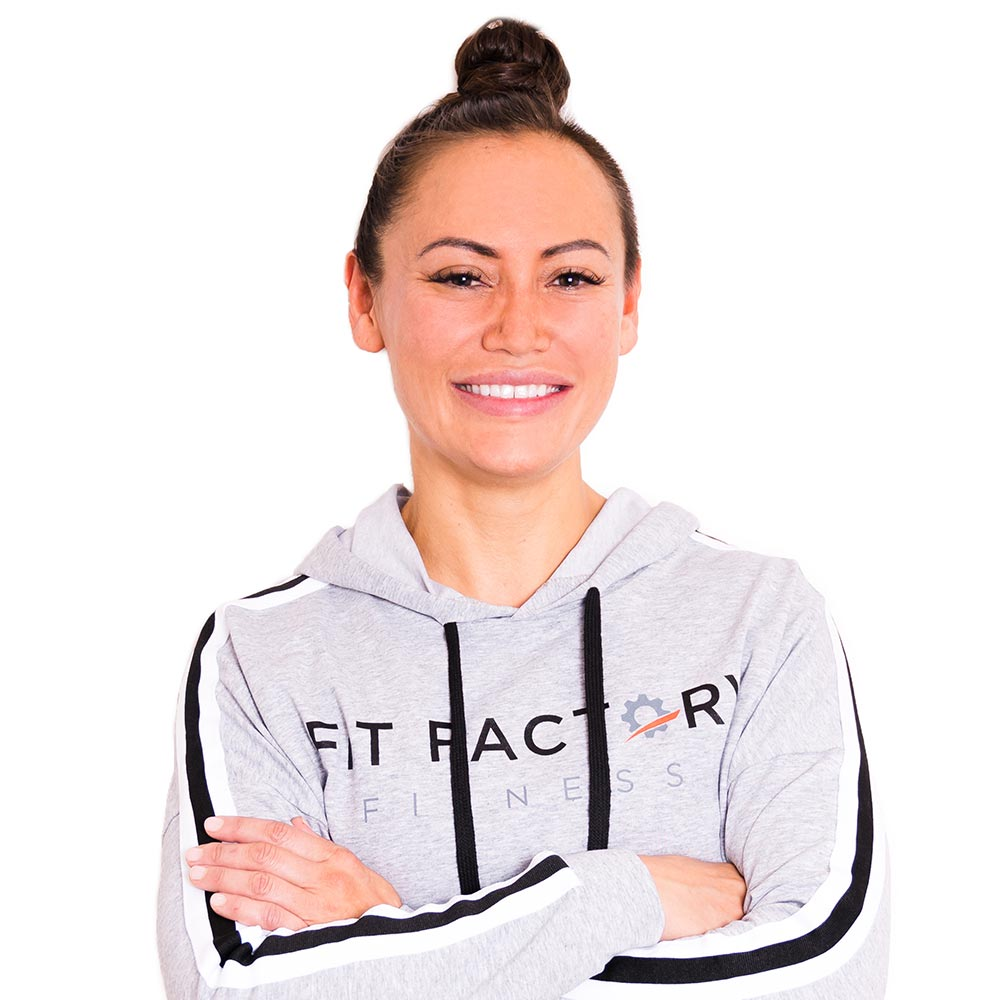 Fiona, RMT at Fit Factory Fitness