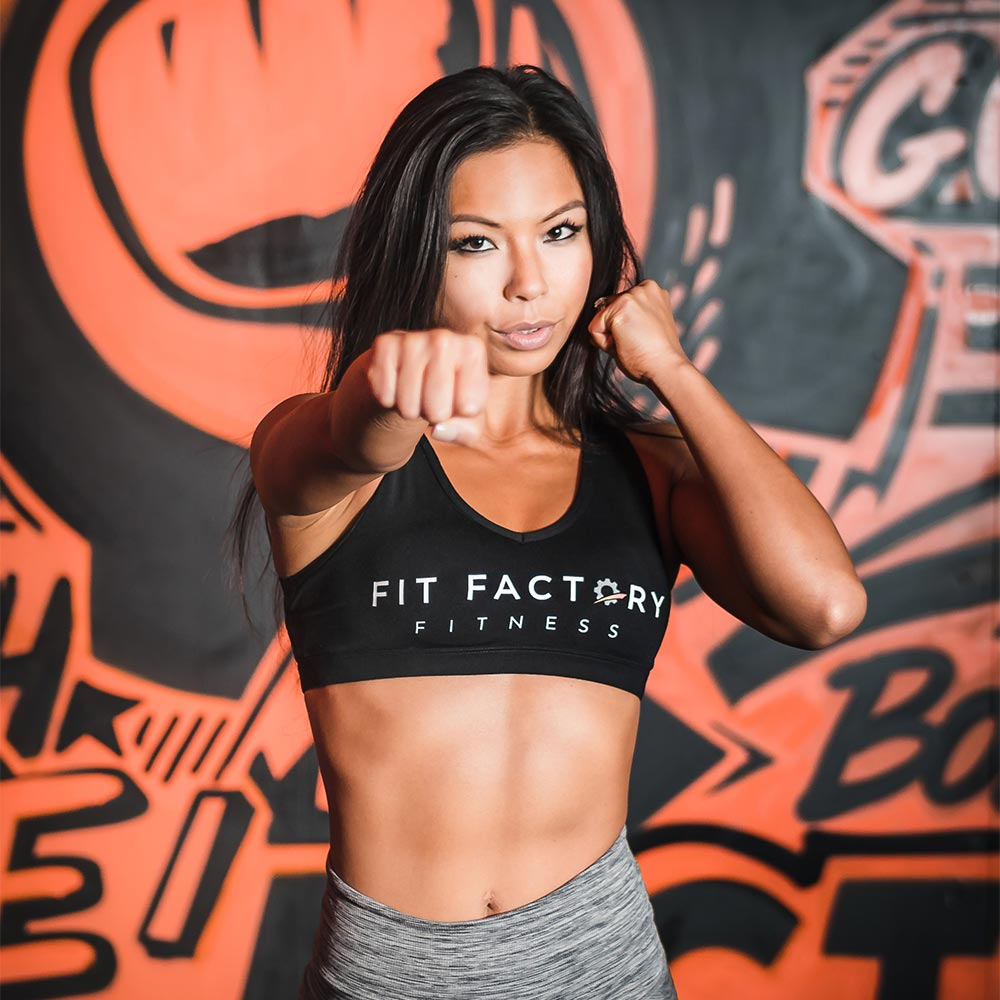 Jenny at Fit Factory Fitness