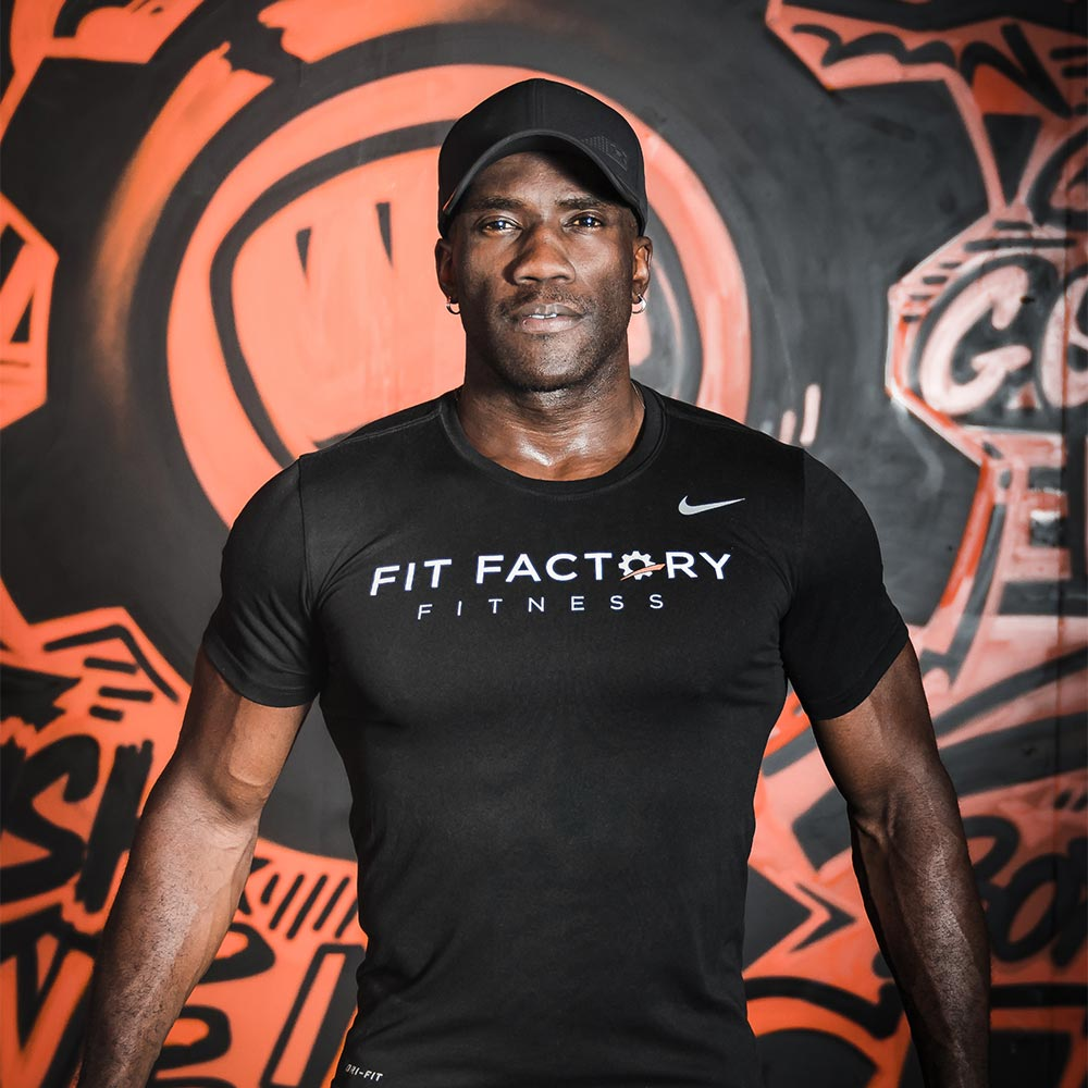 Kurt at Fit Factory Fitness