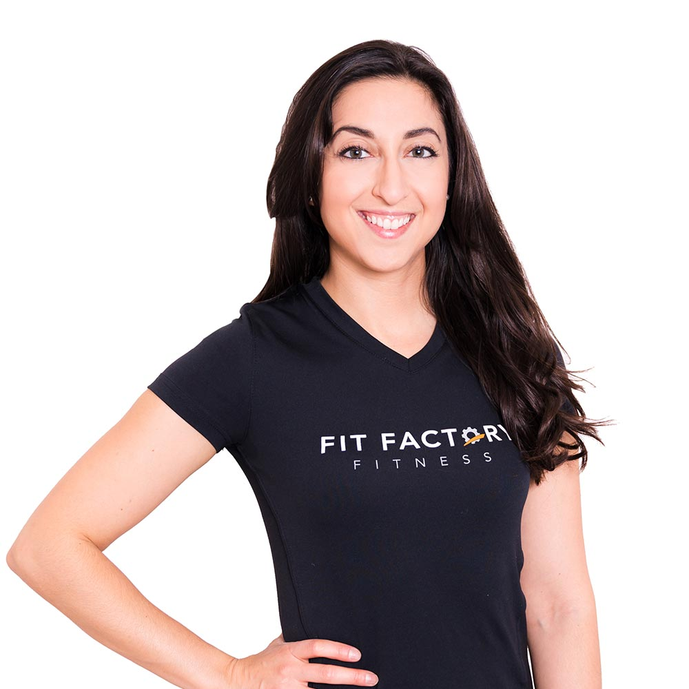 Maya, Nutritionist at Fit Factory Fitness