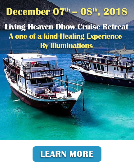 Living Heaven Dhow Cruise Retreat