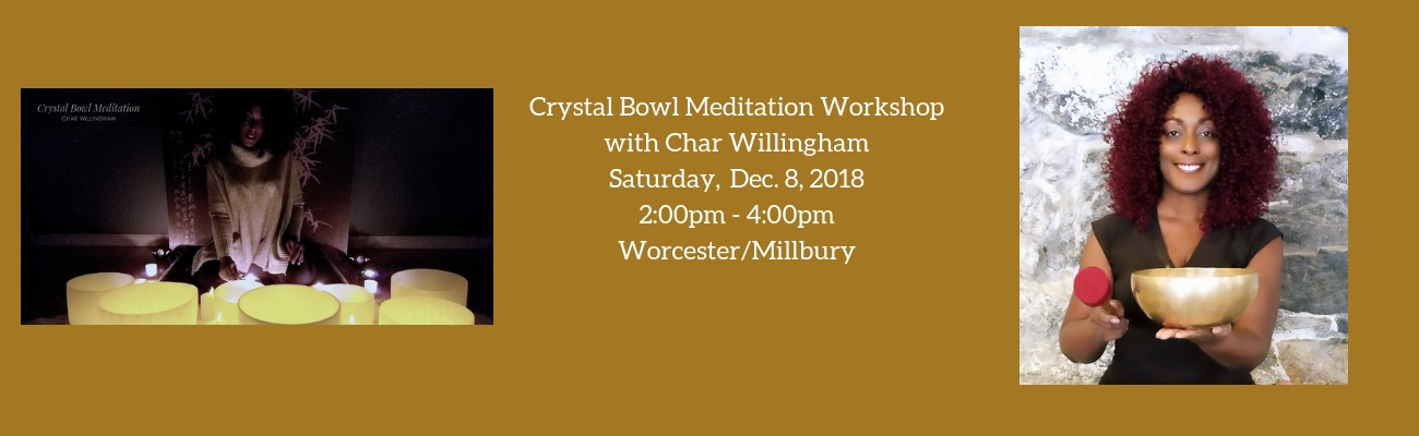 Crystal Bowl Meditation 3