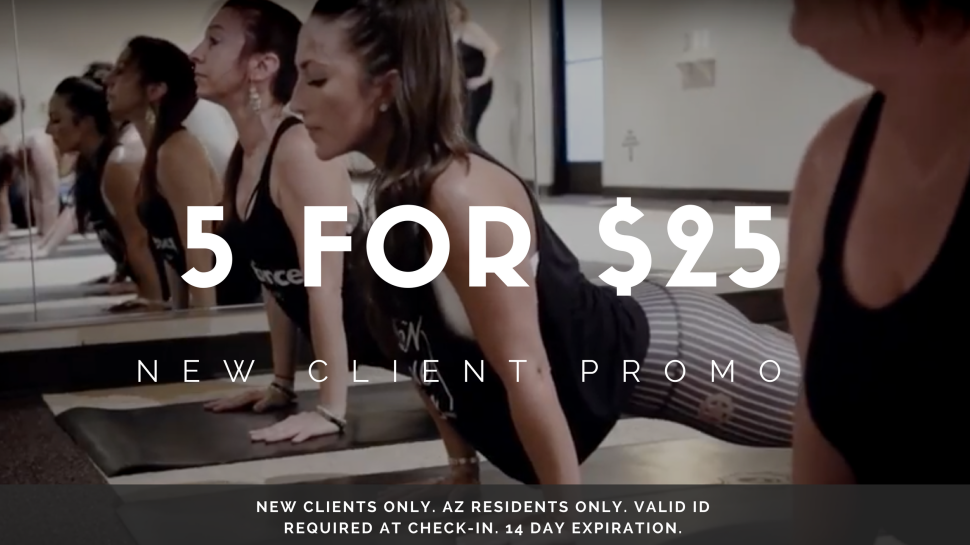 new client promo welcome to Motto Yoga