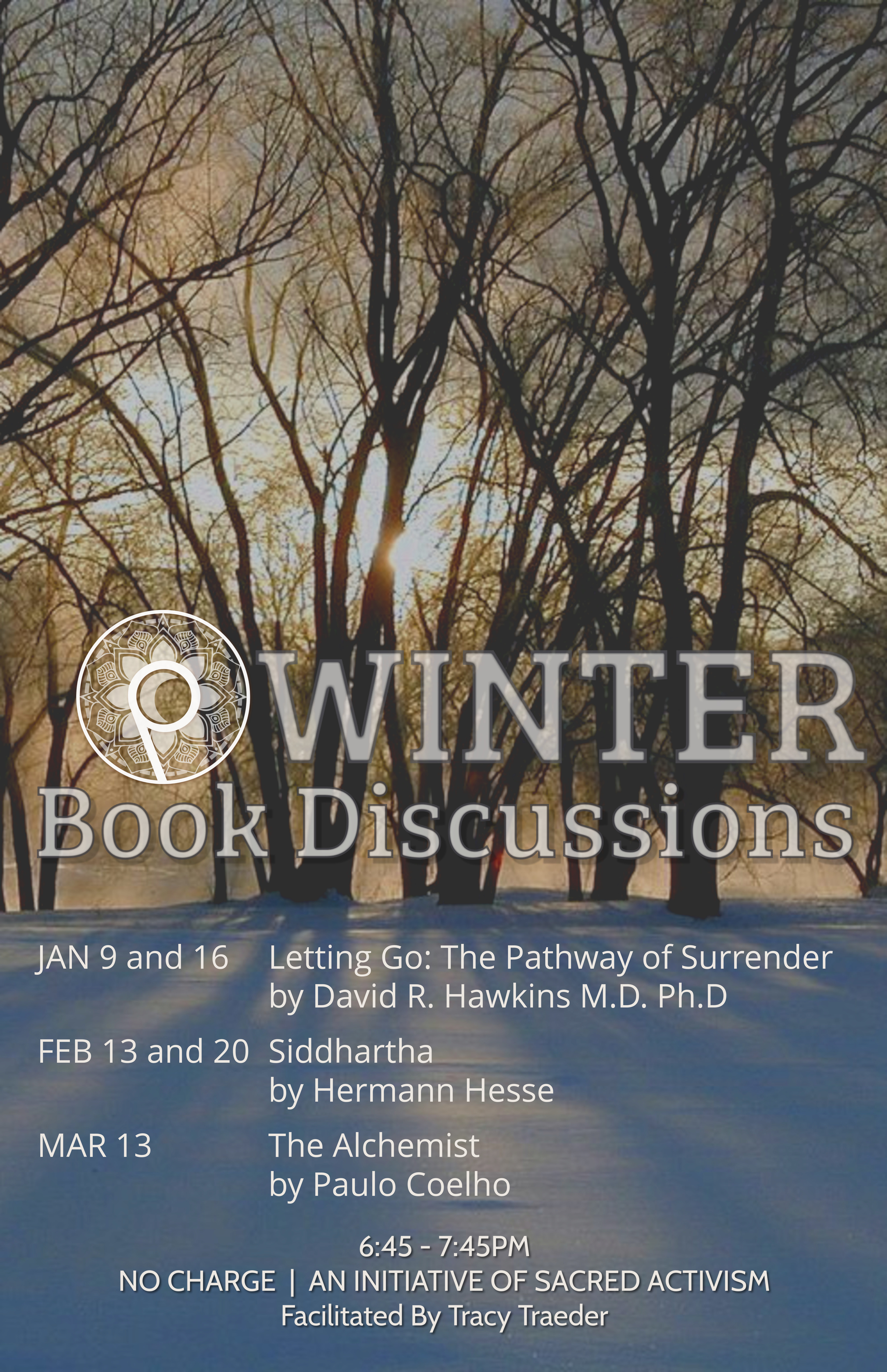 Winter Book Discussions