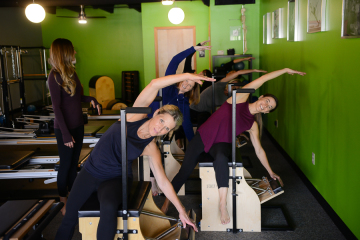 Pilates Center Of Omaha