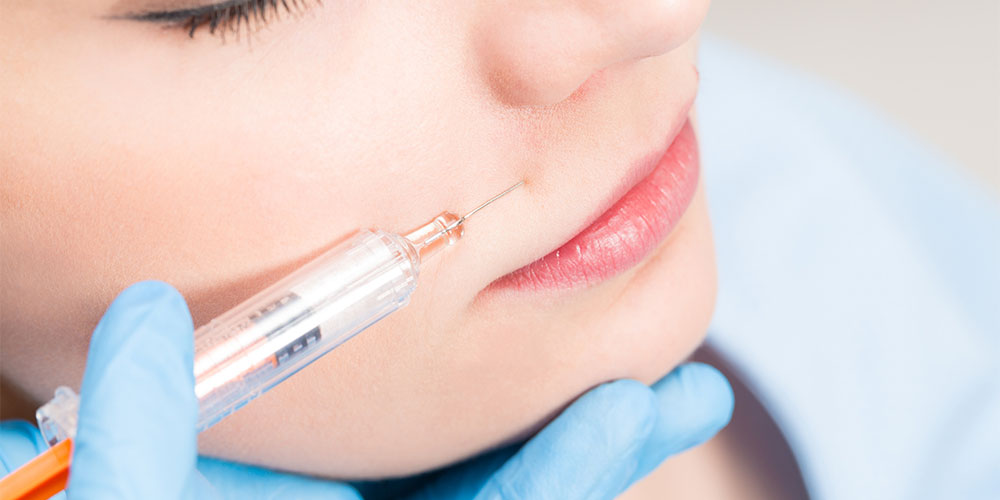 facial filler at Revive Med Spa & Wellness
