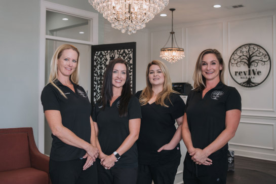 Revive Med Spa & Wellness team
