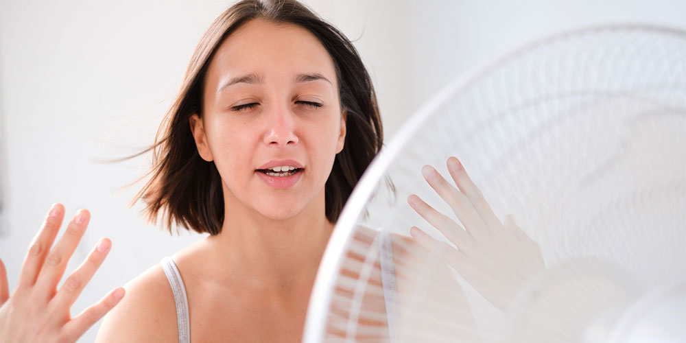 Fan at Revive Med Spa & Wellness