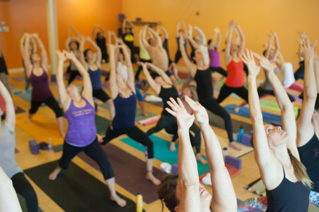 Forrest Yoga Advanced Teacher Training at Shakti Vinyasa Yoga in Seattle WA
