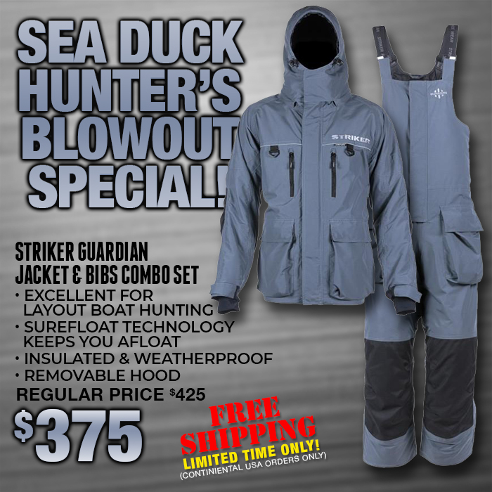 UWC_Sea Duck Hunter Blowout