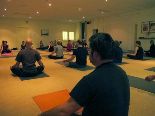 Meditation Course Yoga in Daily Life