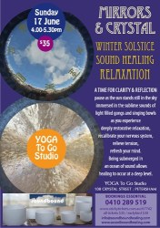 Winter Sound Healing
